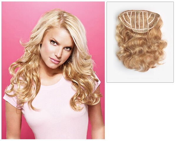 "Jessica Simpson Ken Paves Hair Extensions HairDo 23"" Clip ...