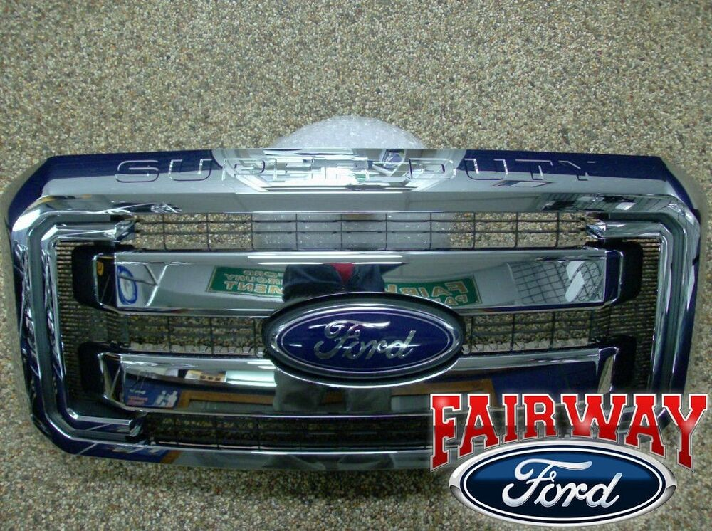 11 Thru 16 Super Duty F250 F350 F450 F550 Oem Genuine Ford