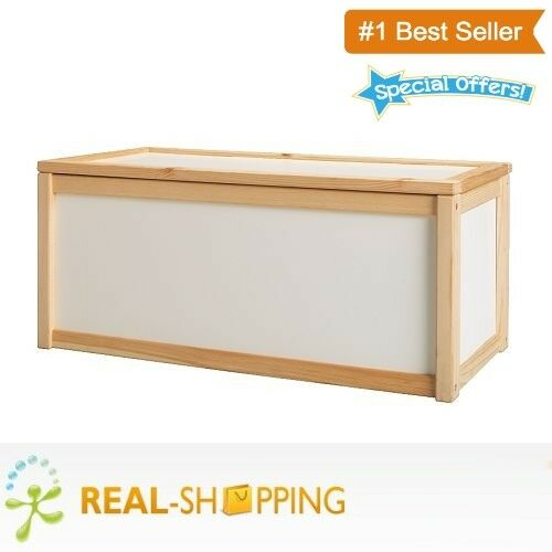 Kids Storage Bench Furniture Toy Box Bedroom Playroom: NEW WOODEN TOY BOX STORAGE UNIT CHILDRENS KIDS CHEST BOXES