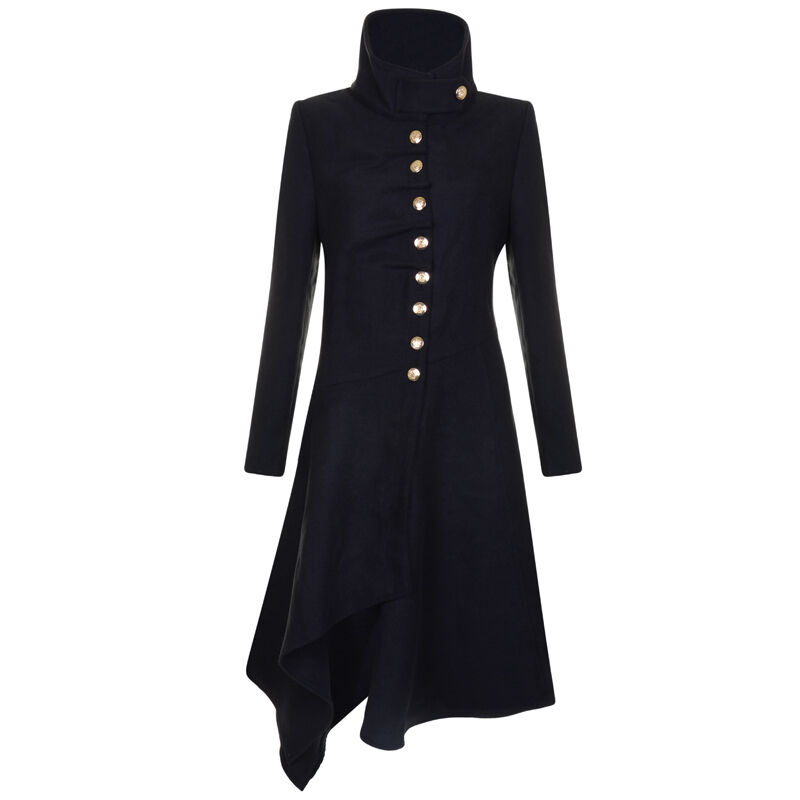 Find great deals on eBay for Women's Long Black Coat in Coats and Jackets for the Modern Lady. Shop with confidence.