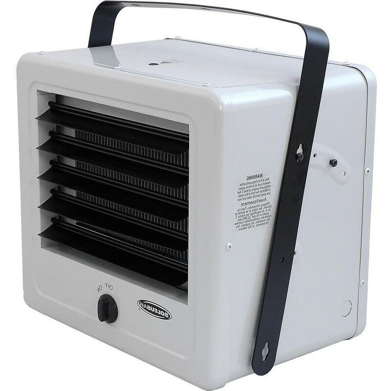 Soleus Heavy Duty Electric Garage Heater 5000w Commercial