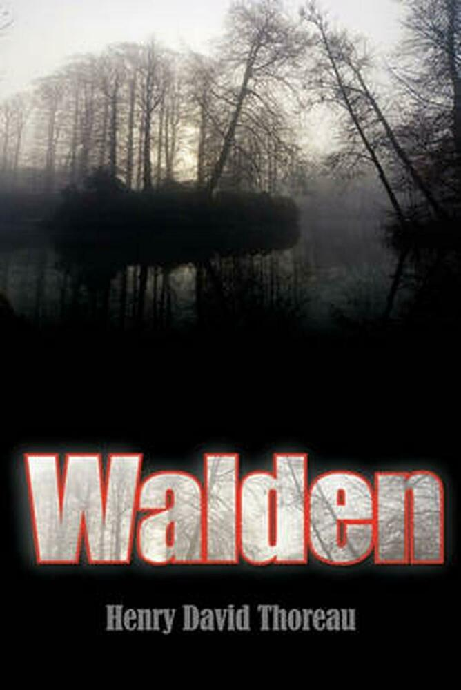 walden book report by henry david thoreau In late 1849, two years after henry david thoreau left walden pond—where he had lived for two years, two months, and two days in a cabin that he had built himself—he began the process of.