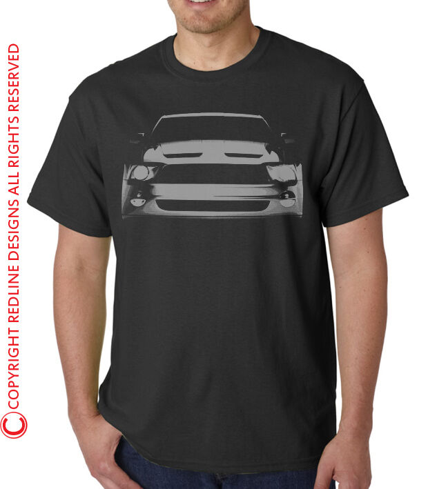 Ford mustang american muscle car t shirt dtg all size for All american classic shirt