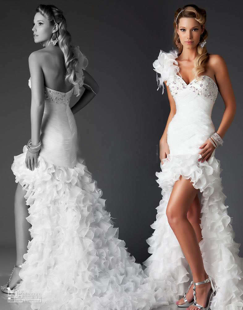 2013 new cheap beach wedding dresses prom dresses bridal for Cheap beach wedding dress