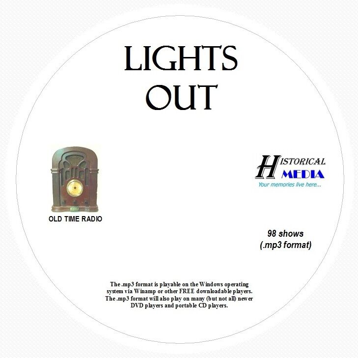 Lights Out (Old Time Radio)