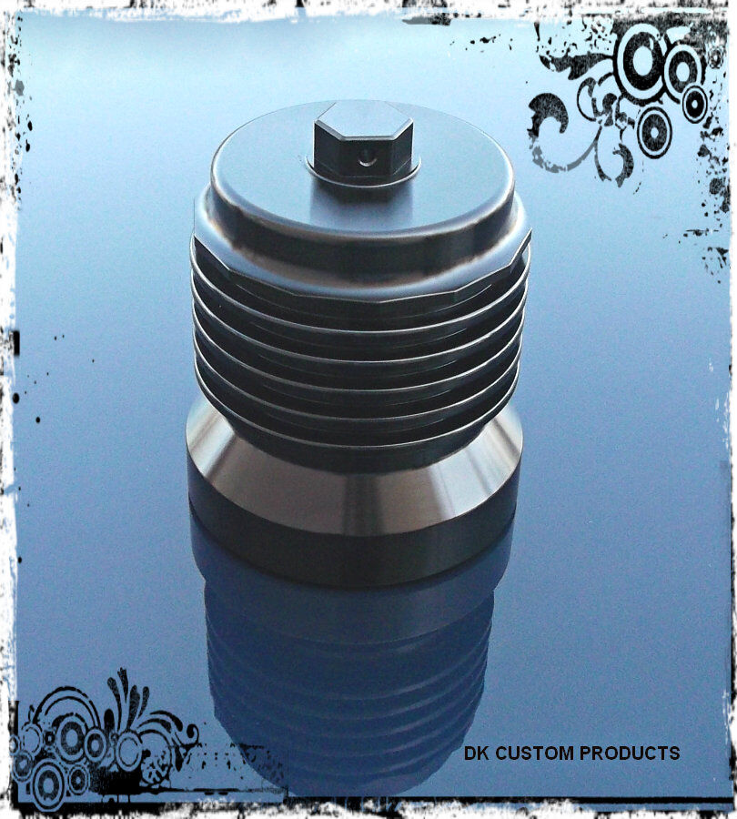 Harley Davidson Cleanable Oil Filter