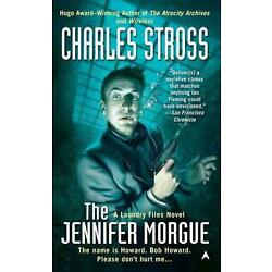 The Jennifer Morgue by Charles Stross (English) Mass Market Paperback Book