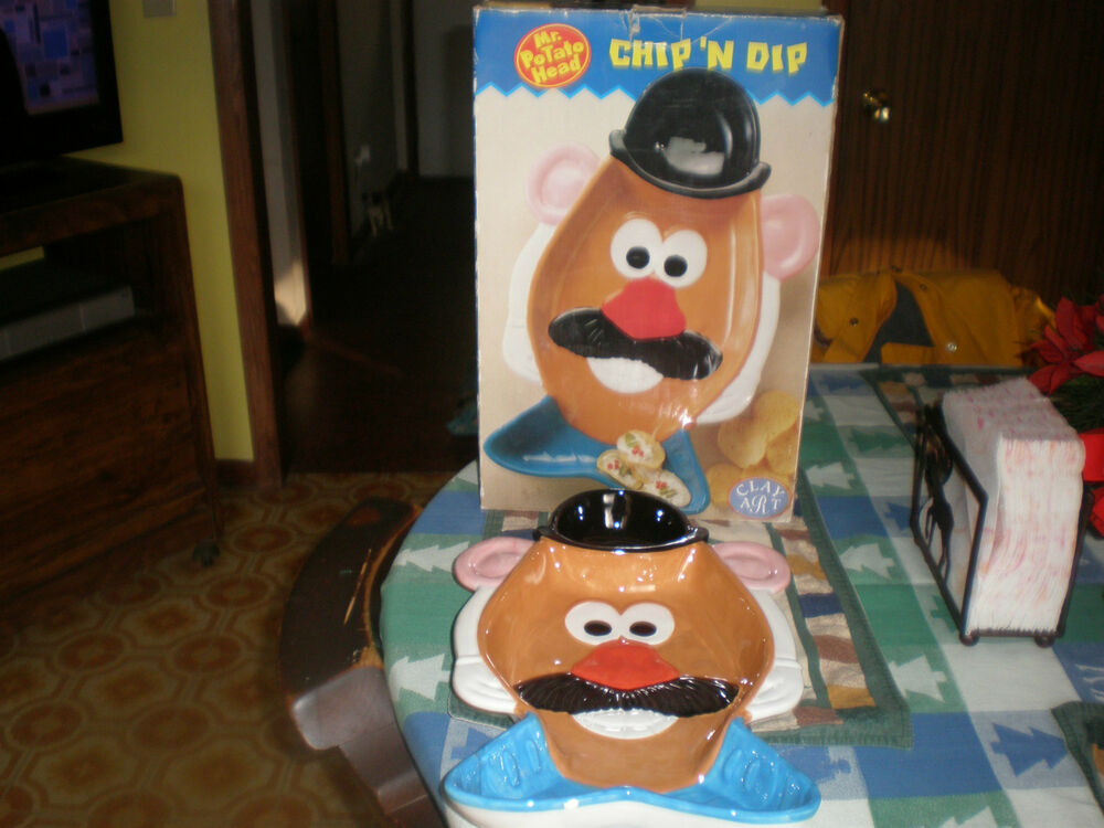 vintage mr potato head eBay