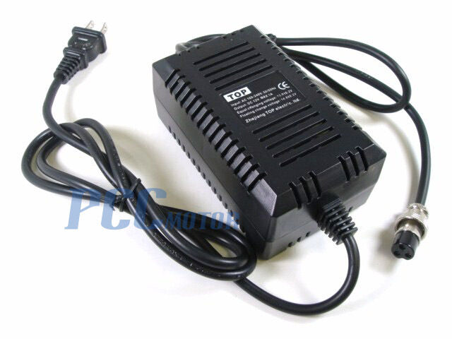 12 volt 12v battery charger for atv bike gas scooter h bc02 ebay. Black Bedroom Furniture Sets. Home Design Ideas