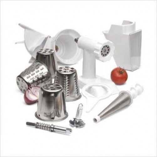 New kitchenaid fppa mixer attachment pack for 4 5 5 6 and for Kitchenaid attachments