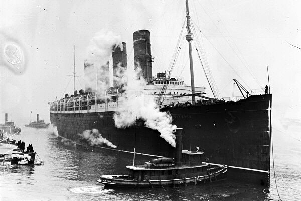 the long history of the ill fated lusitania The history of the titanic and the the long maiden voyage of the titanic on the hopeful american owner of the ill-fated lusitania who is planning of.