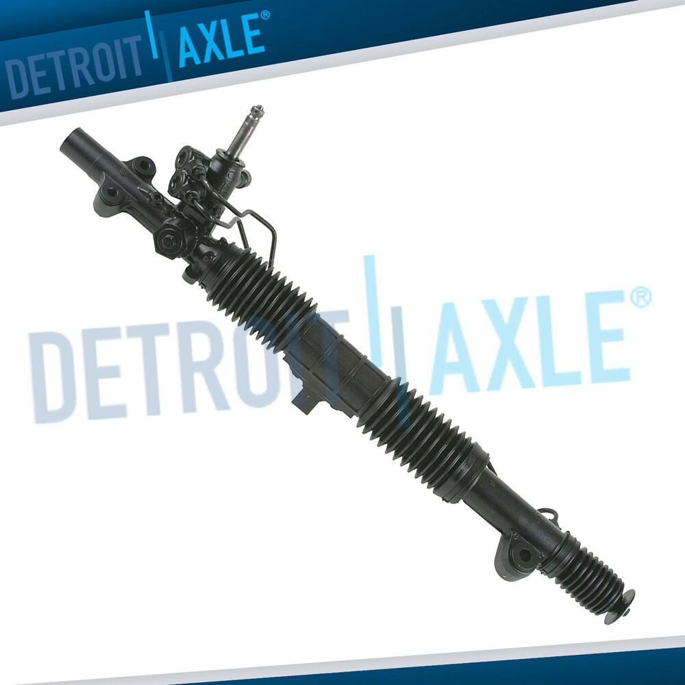 Complete Power Steering Rack And Pinion Assembly For 2001
