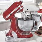 KitchenAid Stand Mixer tilt 5-QT RRk150ca All Metal Artisan Tilt Red