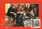 Classic Vintage Trettio Knyck Great Moped Rock And Roll Sweden Maxi FDC 2005