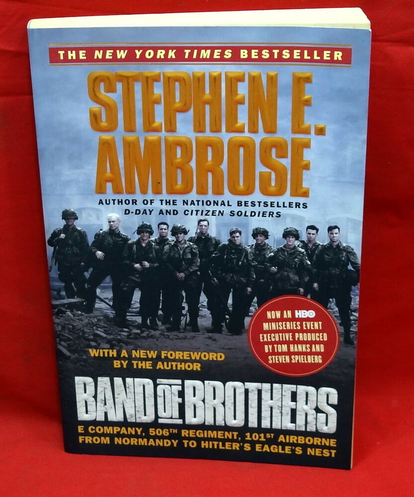 band of brothers stephen ambrose pdf