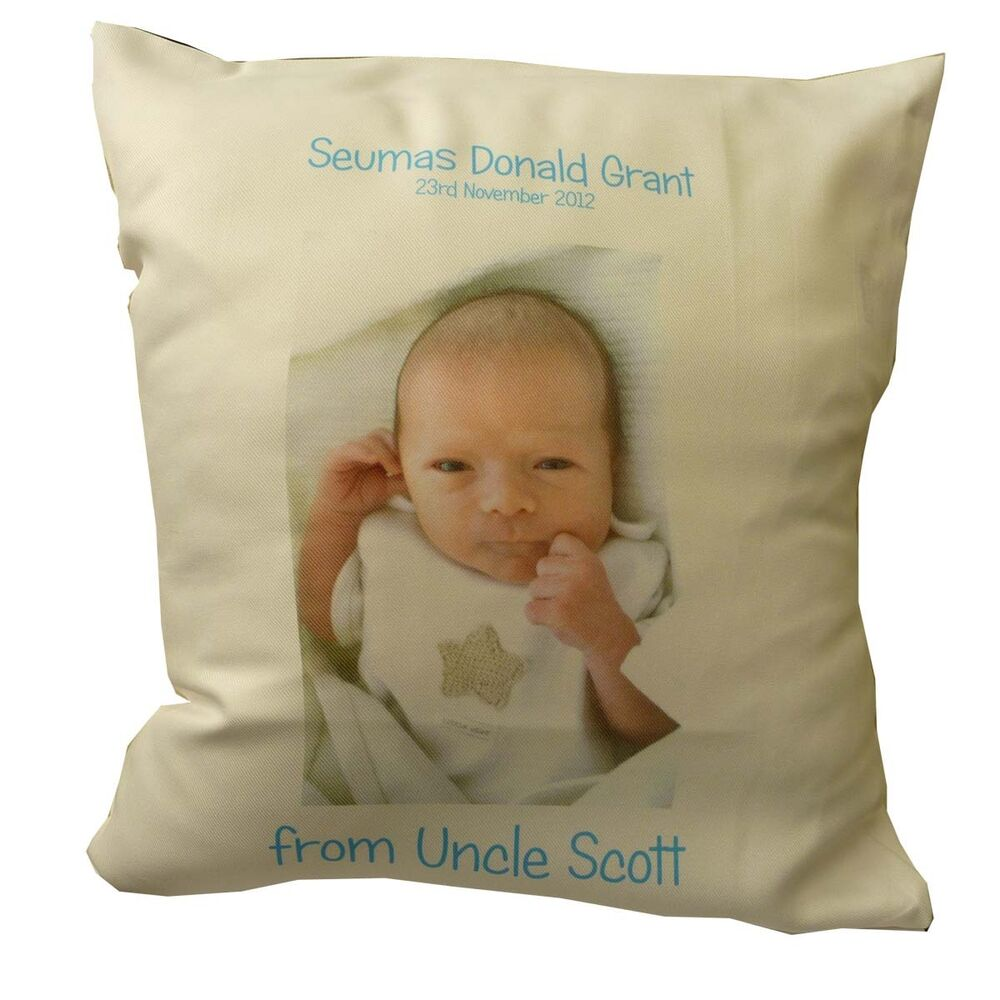 Baptismal Souvenir Message 84 Best Baptism Christening: Personalised Cushion Cover For Baby Christening Gift Add