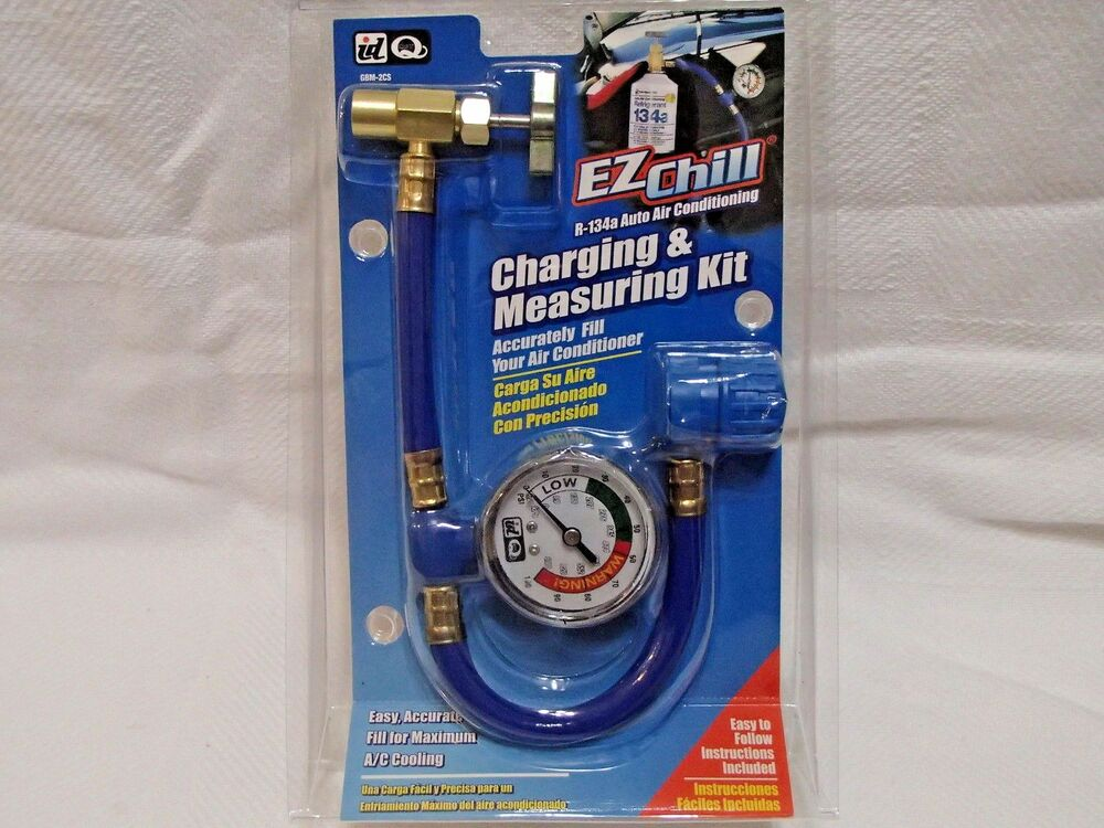 r 134a r 134 r134 ac measuring refrigerant hose can tap gauge gbm 2cs gbm2cs ebay. Black Bedroom Furniture Sets. Home Design Ideas
