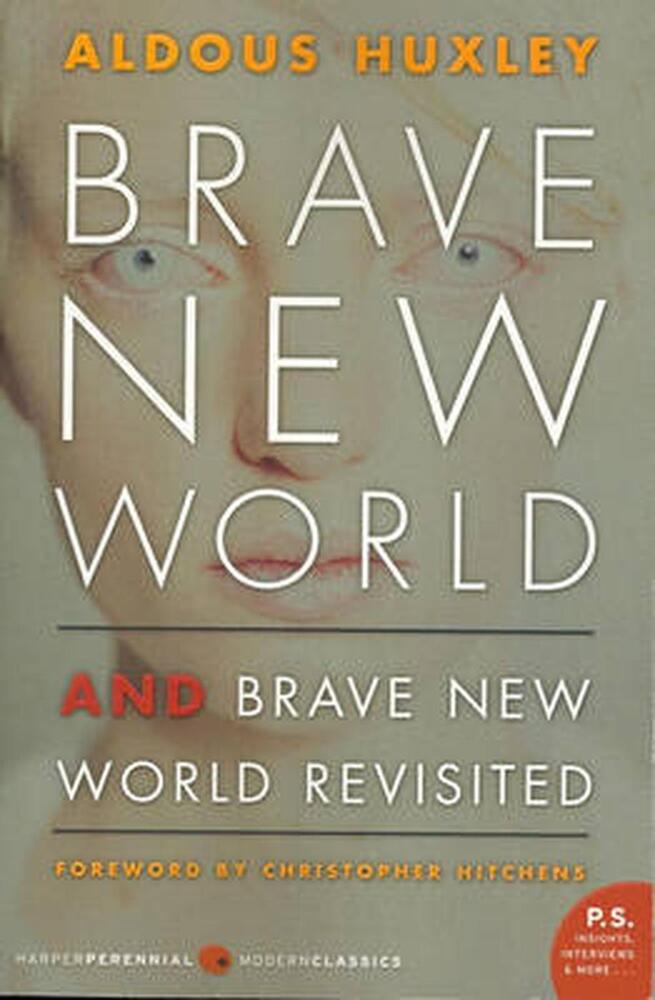 an analysis of the book a brave new world by aldous huxley Brave new world is one of the most controversial and best-known works of aldous huxley here are a few questions for study and discussion.