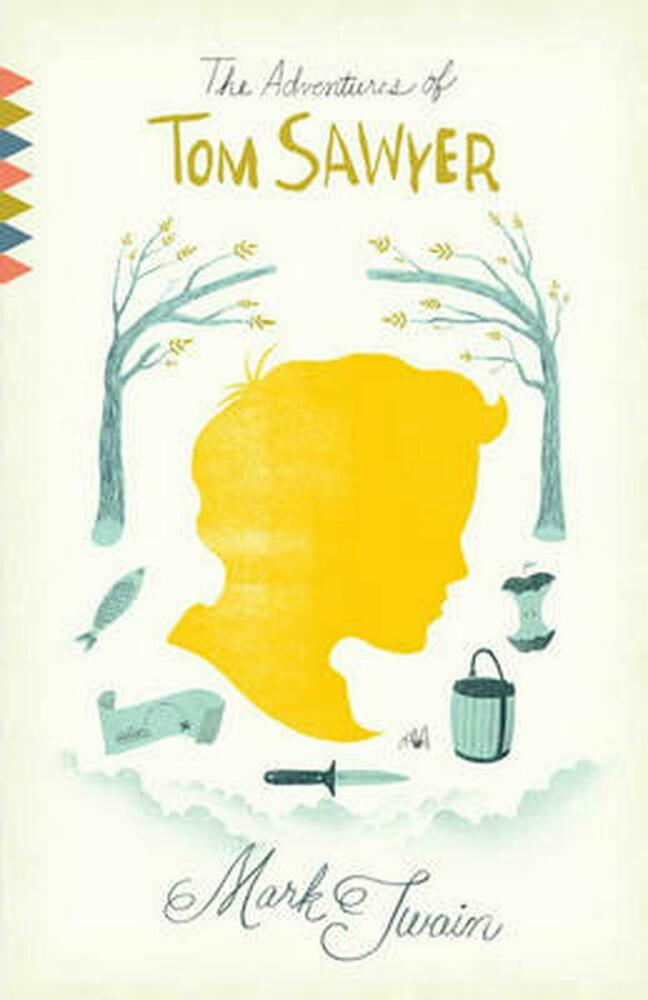 a description of mark twains two major works the adventures of tom sawyer and the adventures of huck Buy adventures of huckleberry finn: tom sawyer's the work is among the first in major american of two other twain novels (tom sawyer abroad.