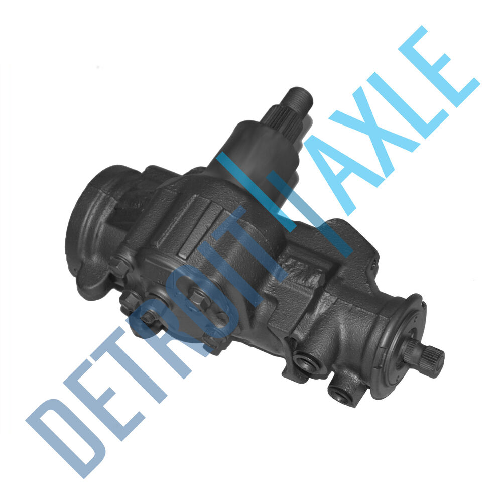 Complete Power Steering Gear Box For Chevy GMC K1500 2500