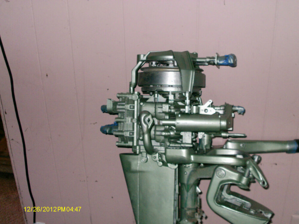 1954 cd 11 johnson boat motor ebay 5hp motor