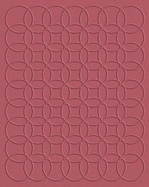 Lifestyle crafts quickutz a2 embossing folder geometric