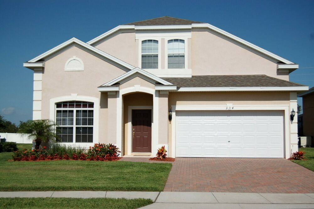 334 Executive Vacation Rental Home Orlando Florida Near Disney With Pool And Spa Ebay