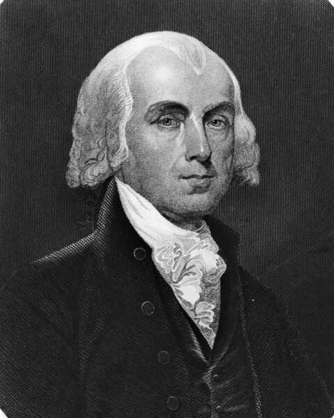 Home State Of James Madison