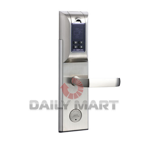 Adel 4920 entry door lock biometric fingerprint password for 1 touch fingerprint door lock
