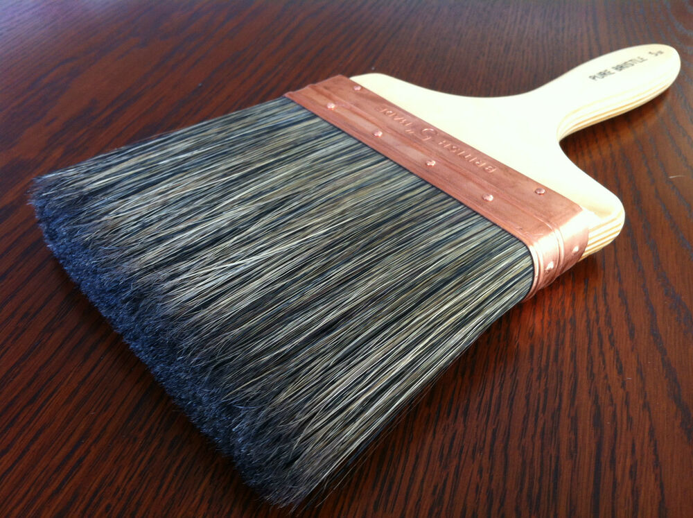 Wall Design Paint Brush : Wall paint emulsion distemper decorating brush