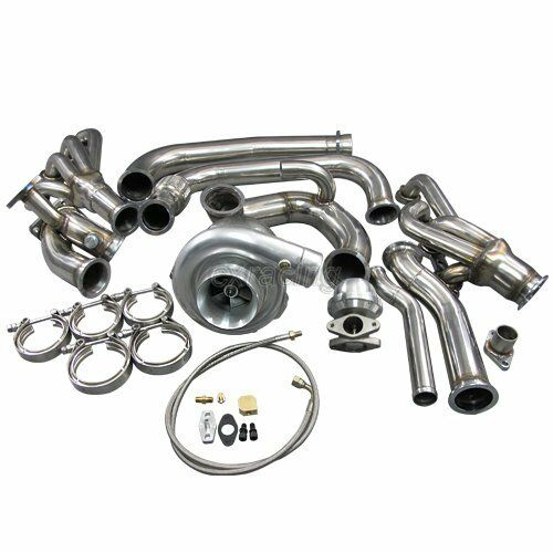 turbo manifold header kit for 97