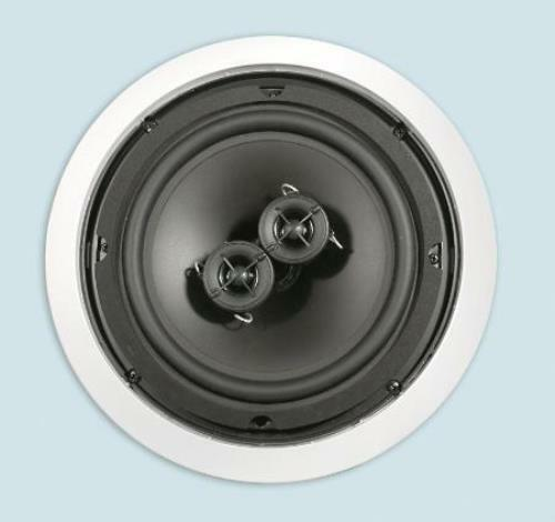 New 6 5 Quot Ceiling Single Stereo Speaker Dvc 6 1 2 Quot In Wall