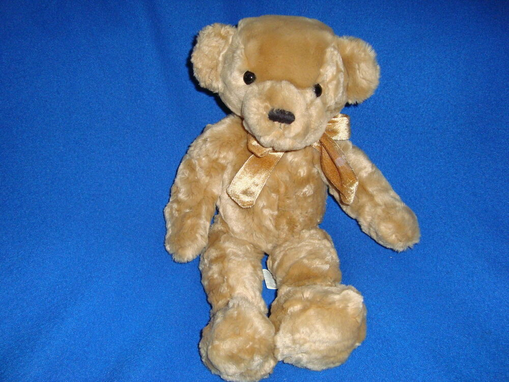 Toys Are Us Stuffed Animals : Animal alley light brown teddy bear plush toys r us toy