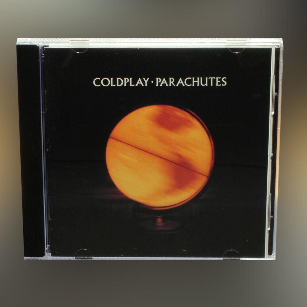 coldplay parachutes music cd album 724352778324 ebay. Black Bedroom Furniture Sets. Home Design Ideas