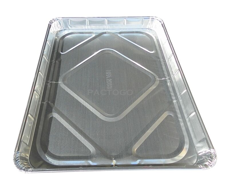 sheet cake pan handi foil 1 2 half size sheet cake disposable aluminum 7323
