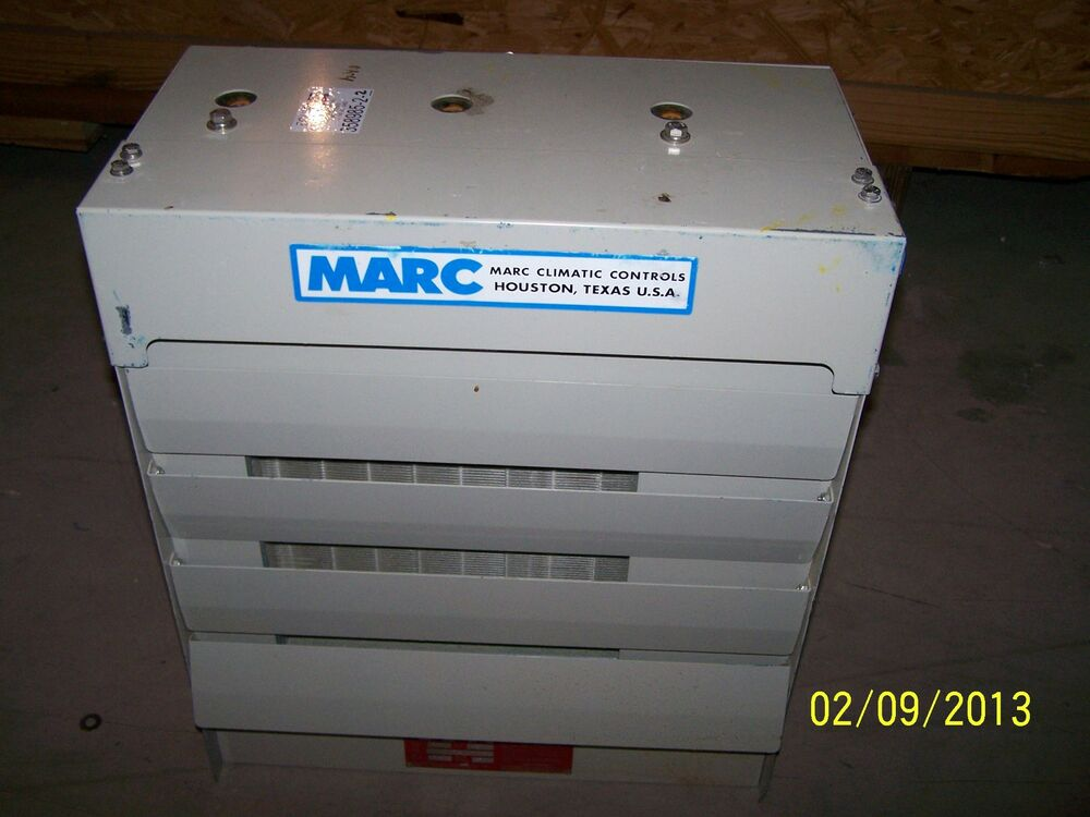Indeeco Marc 7 5 Kw Ultra Safe Explosionproof Unit Heater