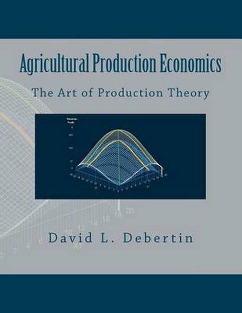 a summary of agricultural economics Agricultural, environmental, and development economics confirming that   overview of productivity gains in the ohio agricultural and food.