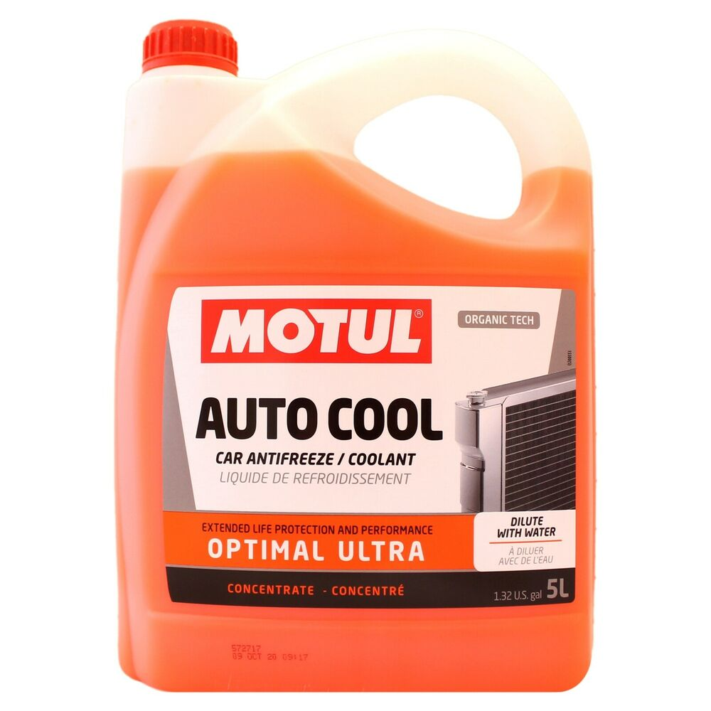 Motul Inugel Optimal Ultra Concentrated Cooling Liquid