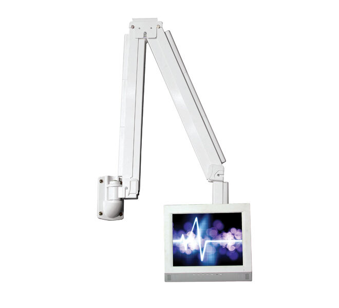 Tv Ideal: BT7593 Hospital Bed Style TV Mounting Arm, Ideal For TVs