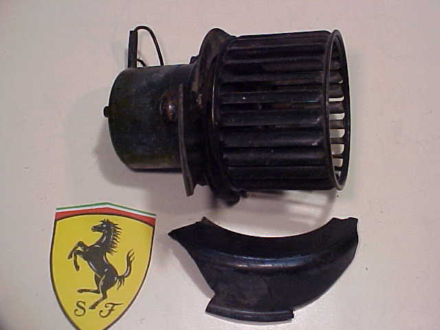 Air Force Blower Motors : Ferrari air conditioning heater blower motor squirrel
