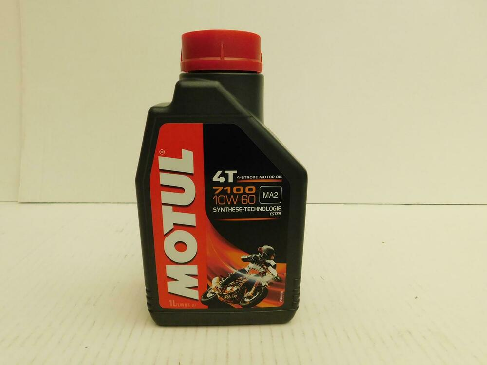 motul 7100 10w 60 4takt l vollsynth 1 ltr ebay. Black Bedroom Furniture Sets. Home Design Ideas