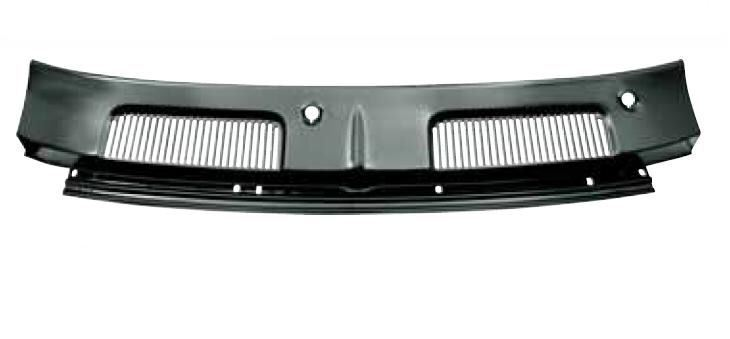 Camaro cowl top vent grill panel gm rp cwt