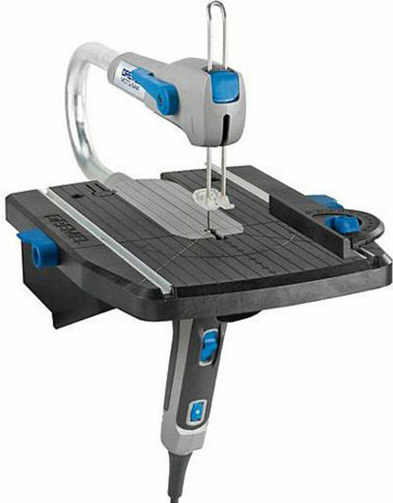 dremel ms20 moto saw 2 in 1 scroll fretsaw power tool ms 20 cuts wood metal ebay. Black Bedroom Furniture Sets. Home Design Ideas