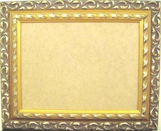 Gold ornate antique style picture photo frames new ebay for Small vintage style picture frames