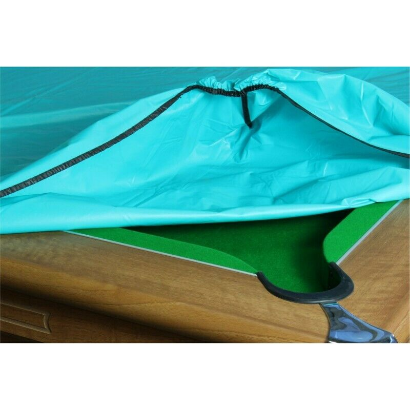 6ft green pool tables cover fits all 6x3 tables for Pool table 6 x 3