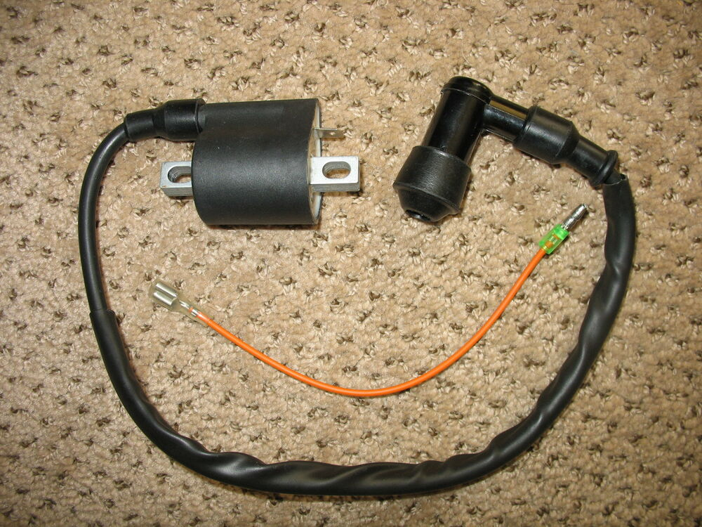 New Ignition Coil 1989