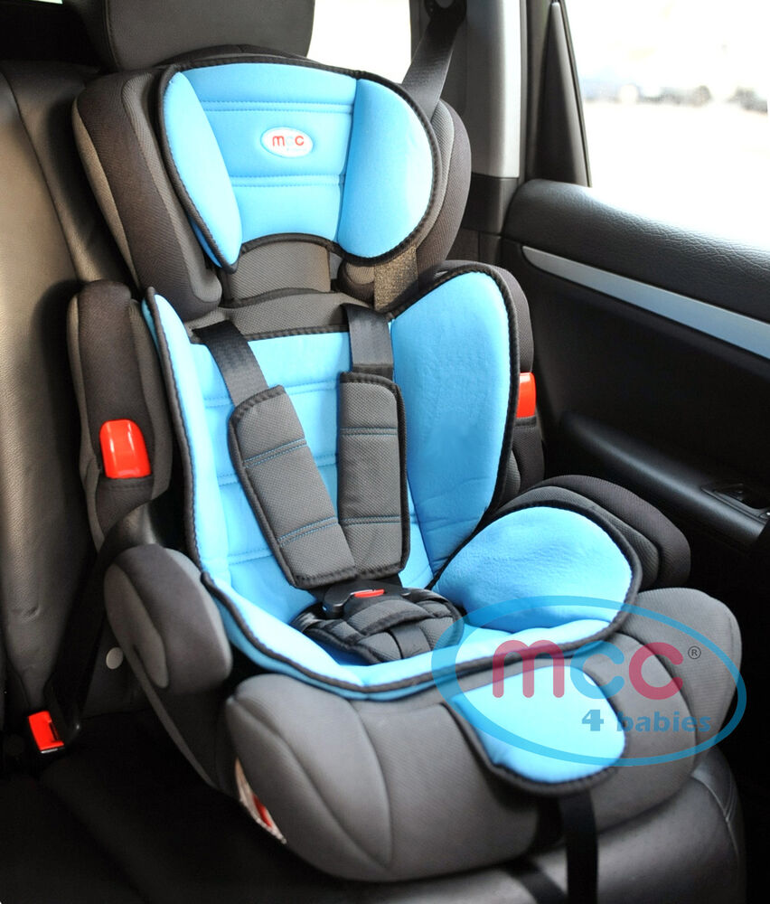 Mcc® 3in1 Convertible Child Baby Car Seat Safety Booster