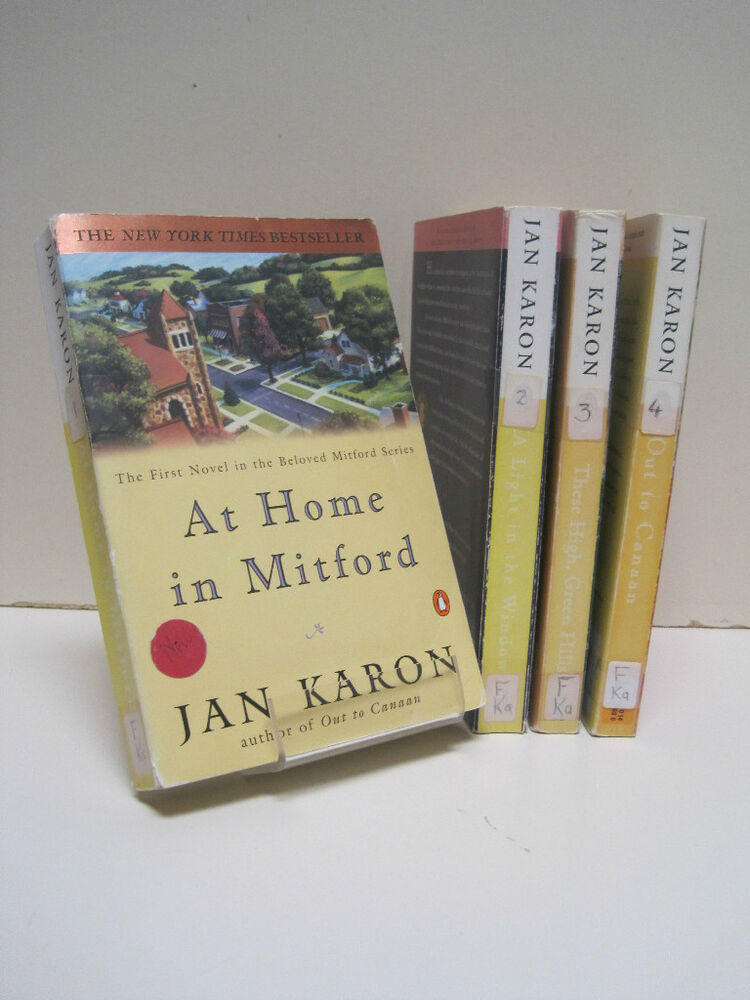 the setting and plot overview of jan karons at home in mitford Plot summary  at home in mitford by jan karon, is a delightful novel that details  the life of father tim, the rector of lord's chapel in mitford, north carolina.