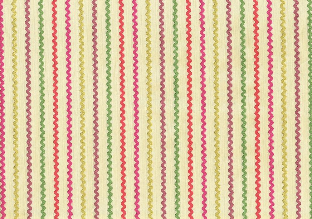 Designer fabric gold lavender green coral pink cotton for Designer fabric store