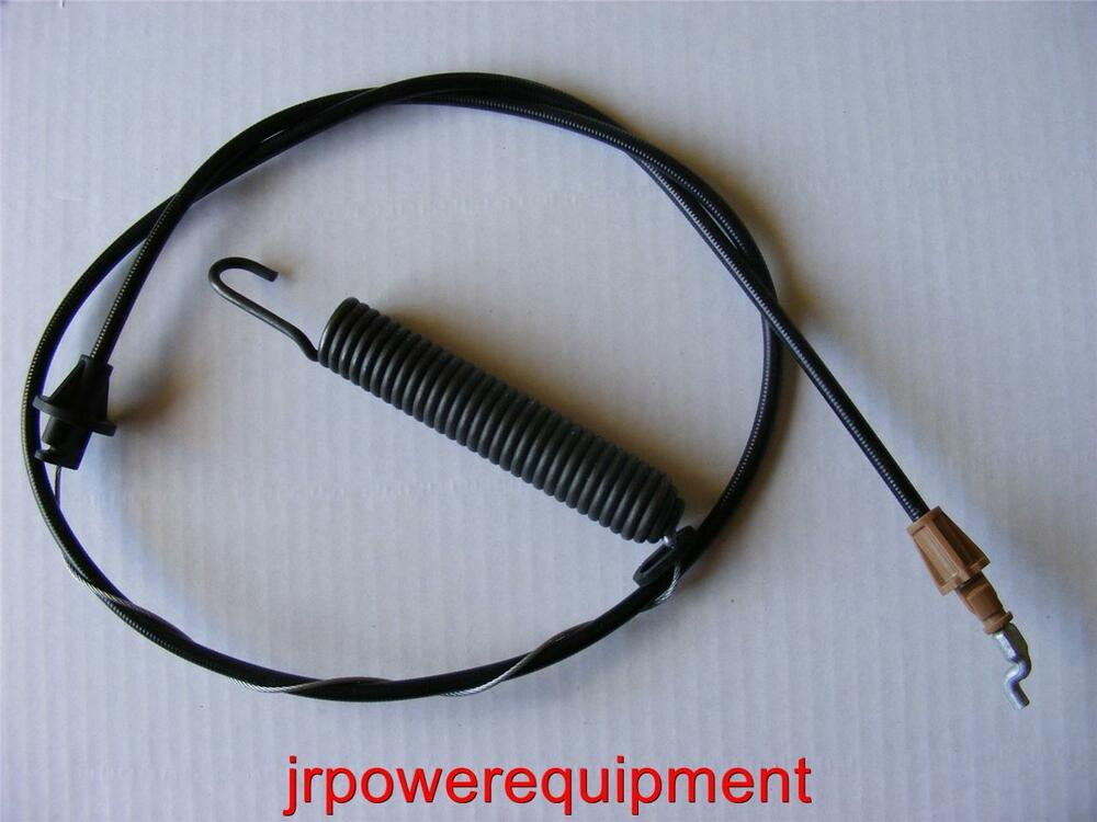 Mtd Deck Engagement Cable Replaces 746 04173 746 04173a